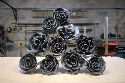 Ferronnerie bergeon ferronnier d 39 art saint cyprien - Ferronnerie d art moderne ...